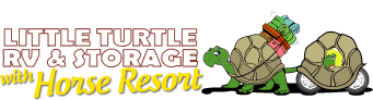 Little Turtle RV & Storage with Horse Resort